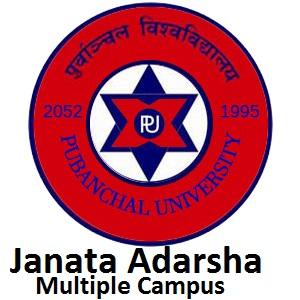 Janata Adarsha Multiple Campus
