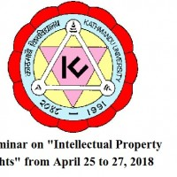 KU School of Science organize a seminar on Intellectual Property Rights 2018