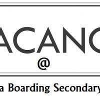 Kamana Boarding Secondary School vacancy