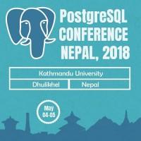 PostgreSQL Conference Nepal 2018
