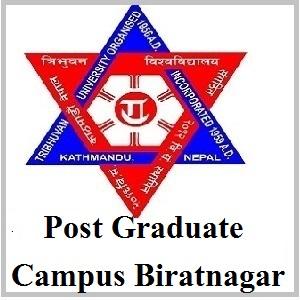 Post Graduate Campus Biratnagar