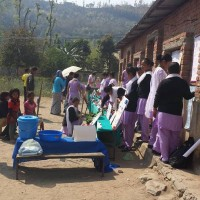Soojung Health and Technical Academy Health Camps