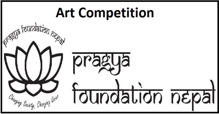 Art Competition at Pragya Foundation Nepal