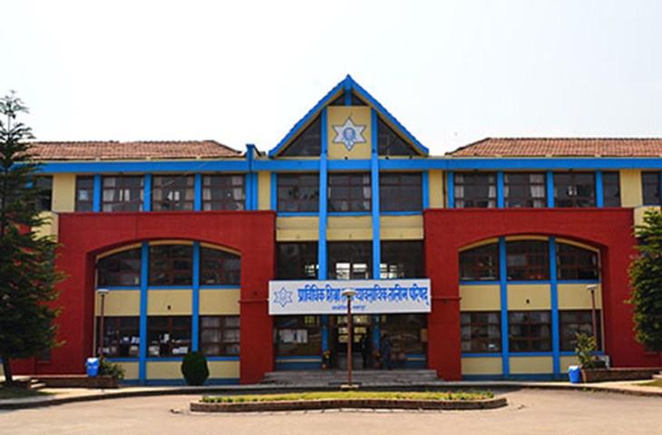 CTEVT Building