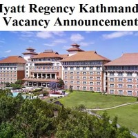 Hyatt Regency Kathmandu Vacancy Announcement