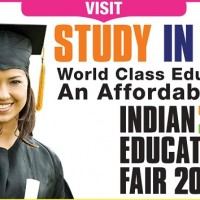 Indian Education Fair 2018 at Kathmandu