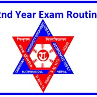 BBS 2nd Year Exam Routine