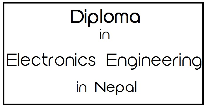 Diploma in Electronics Engineering in Nepal