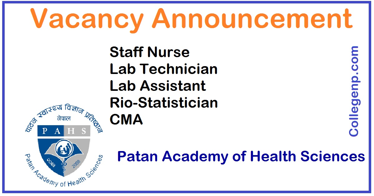 Patan Academy of Health Sciences (PAHS)