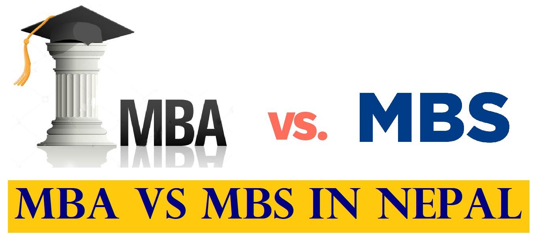 MBA vs MBA in Nepal