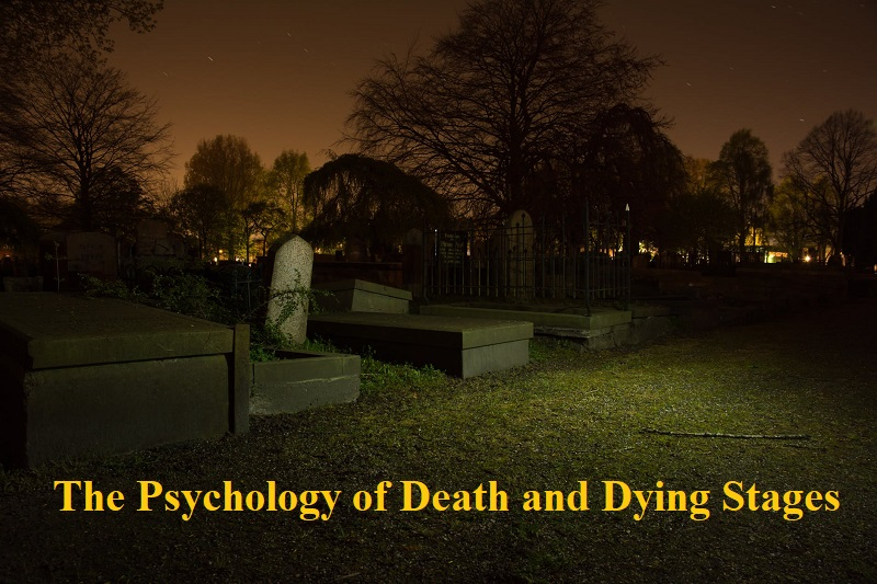 Psychology of Death and Dying Stages