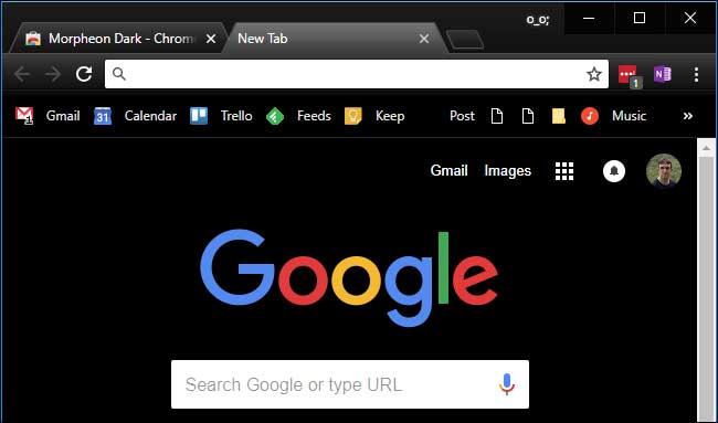 dark mode for chrome on android