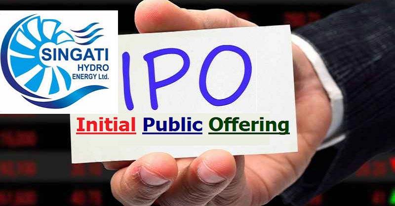 Singati Hydropower IPO