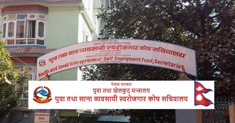 Youth and Small Entrepreneur Self-Employment Fund
