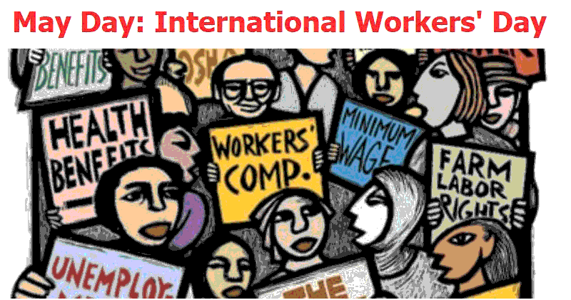 May Day International Workers Day