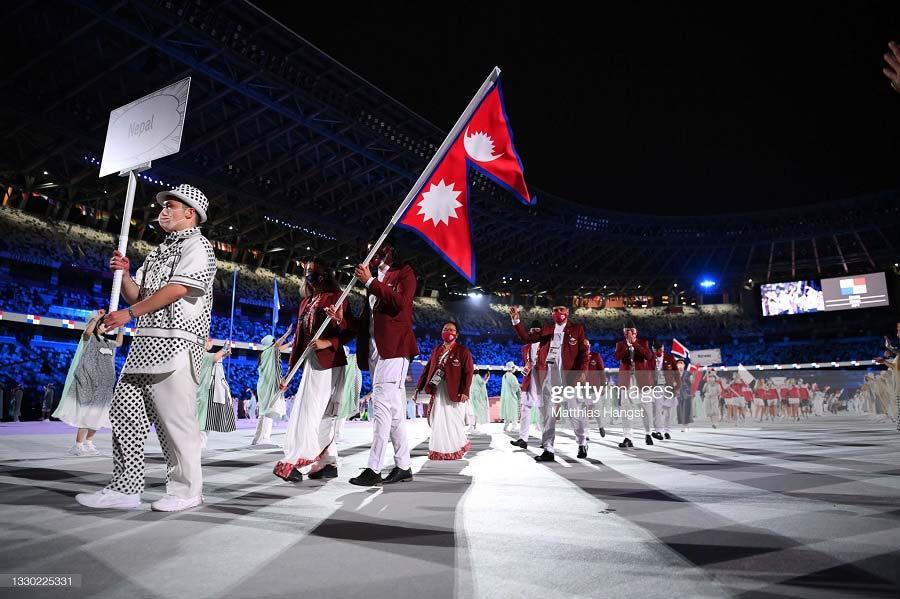 Nepali Players in Olympics 2021