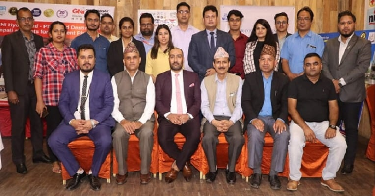Career counseling Expo Program of Max Way and Career Lifters Completed